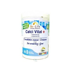 Calci Vital +  Be-life 60...