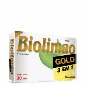 BIOLIMÃO GOLD 3 EM 1, 60...