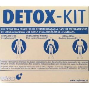 Detox-Kit - 3 x 30 ml