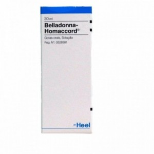 BELLADONNA-HOMACCORD 30ml HEEL