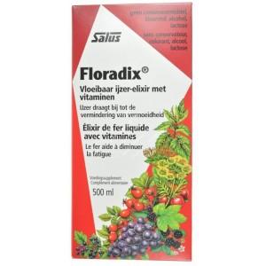 Floradix Elixir, 500ml