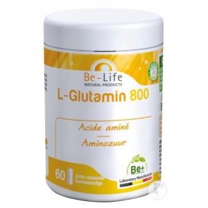L-GLUTAMIN 800  BE-LIFE 60...