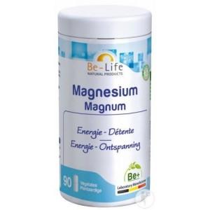 MAGNESIUM MAGNUM 90 cápsulas
