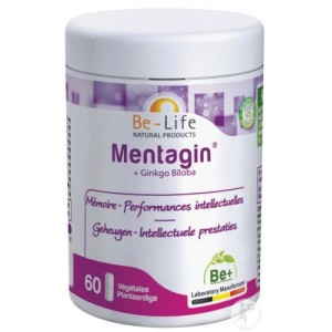 MENTAGIN + GINKGO Be-life...
