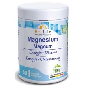 MAGNESIUM MAGNUM Be-Life 60...