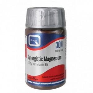 MAGNESIO SINÉRGICO 30...