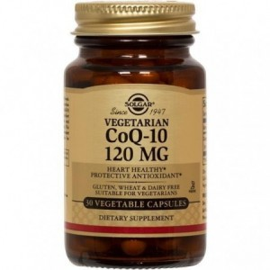 COQ10 SOLGAR 30 CÁPSULAS