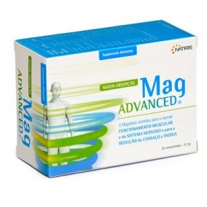 MAGNESIO ADVANCED 30...